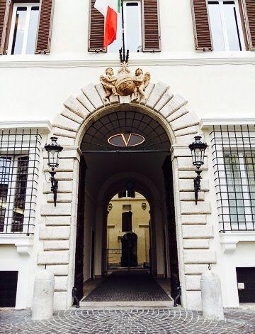 Историческая резиденция Valentino