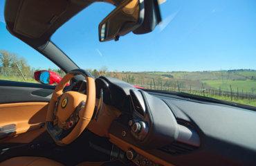 Аренда Ferrari в Италии