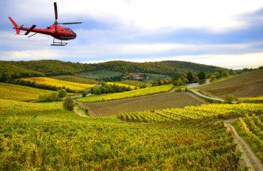 вертолетные туры в италии