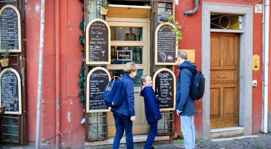 Вкусно поесть в Риме