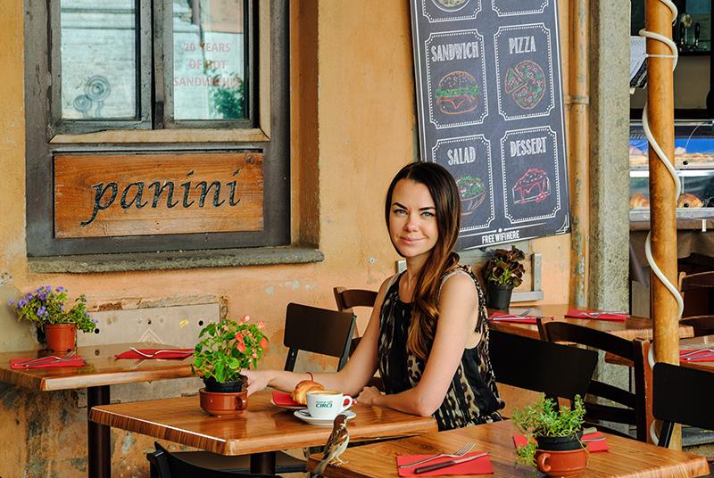 Где вкусно поесть в Риме