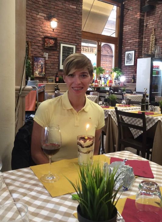 мастер-класс по пасте и тирамису в Риме