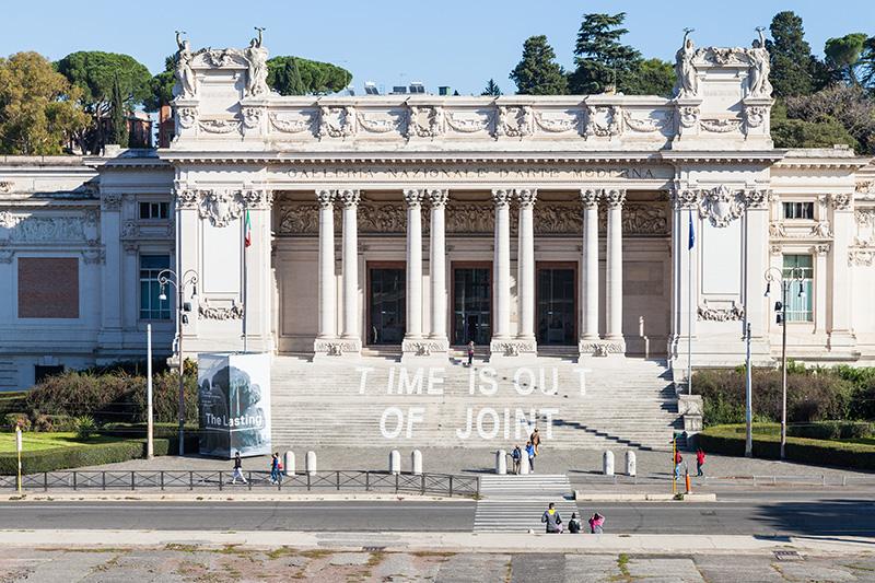 Национальная галерея современного искусства, Рим