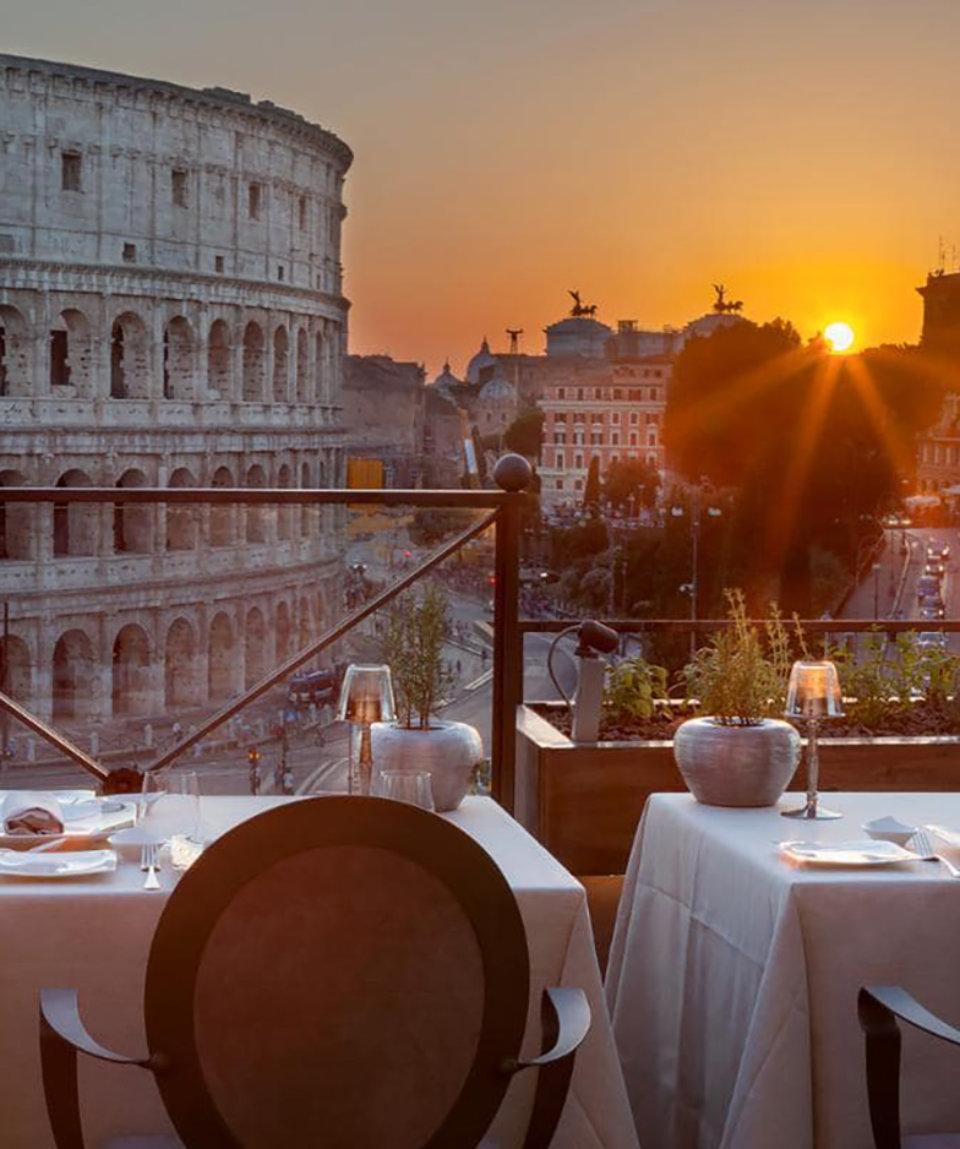 Рестораны в Риме