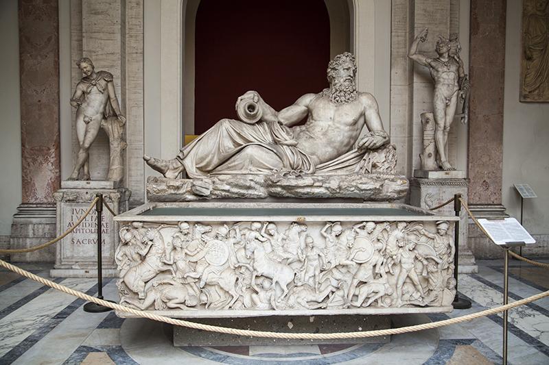 Статуя Фьюме (Арно)
