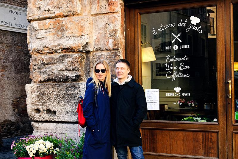 вкусно поесть в Риме и недорого