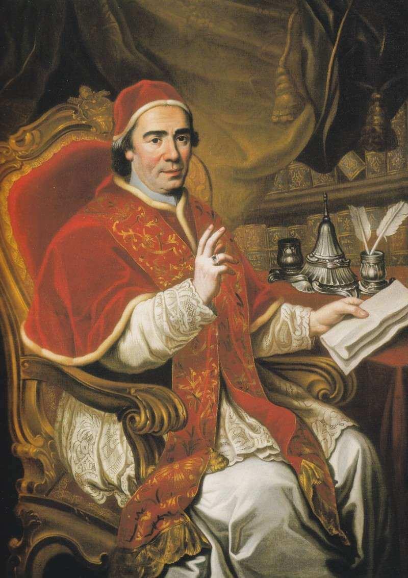 Папа Климент XIV