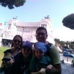 Участники детского квеста в Риме 17.06.2019