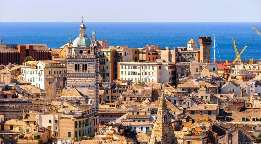 что посмотреть в Генуе