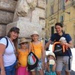 Отзыв на детский квест в Риме 14.07.2019