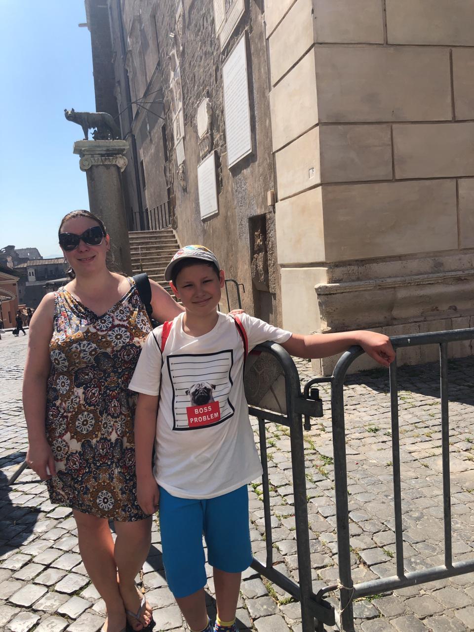 Отзыв на детский квест в Риме 18.06.2019