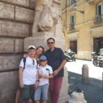 Отзыв на детский квест в Риме 24.07.2019