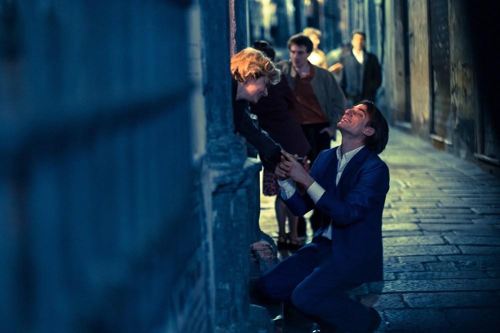 """Кадры из нового фильма """"Principe Libero"""" о жизни и творчестве Fabrizio De André"""