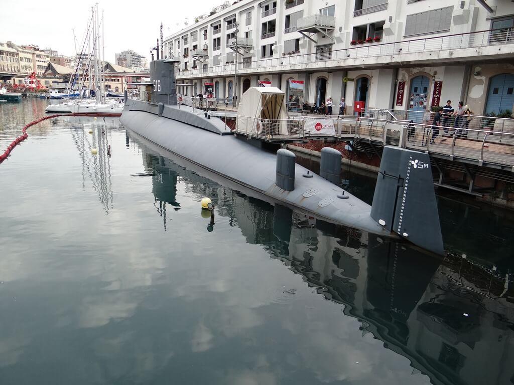Maritime Museum что посмотреть в генуе