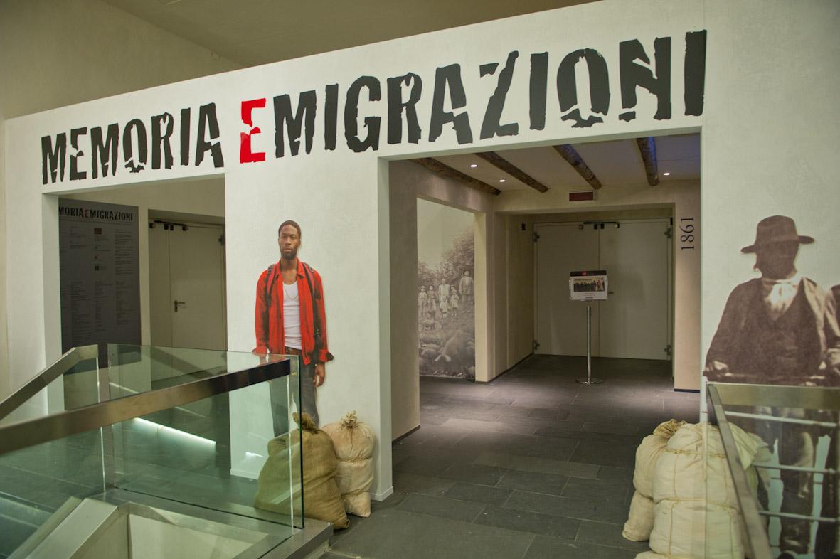 Музей Эмиграции что посмотреть в генуе