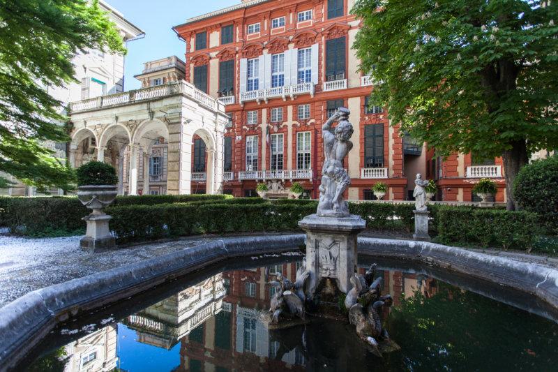 Palazzo Bianco что посмотреть в генуе