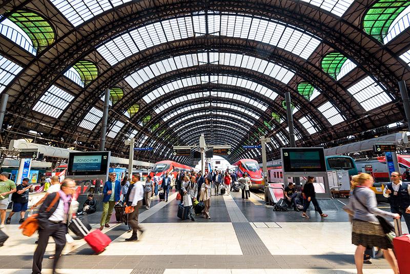Trenitalia вокзал