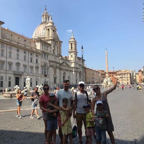 Отзыв на экскурсию-квест в Риме