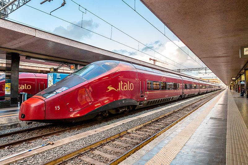 Italo поезд