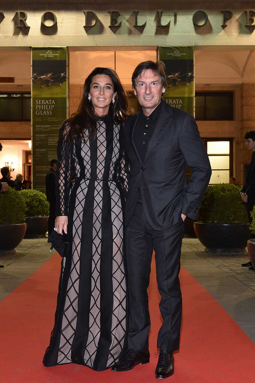 Elisabetta e Pietro Beccari