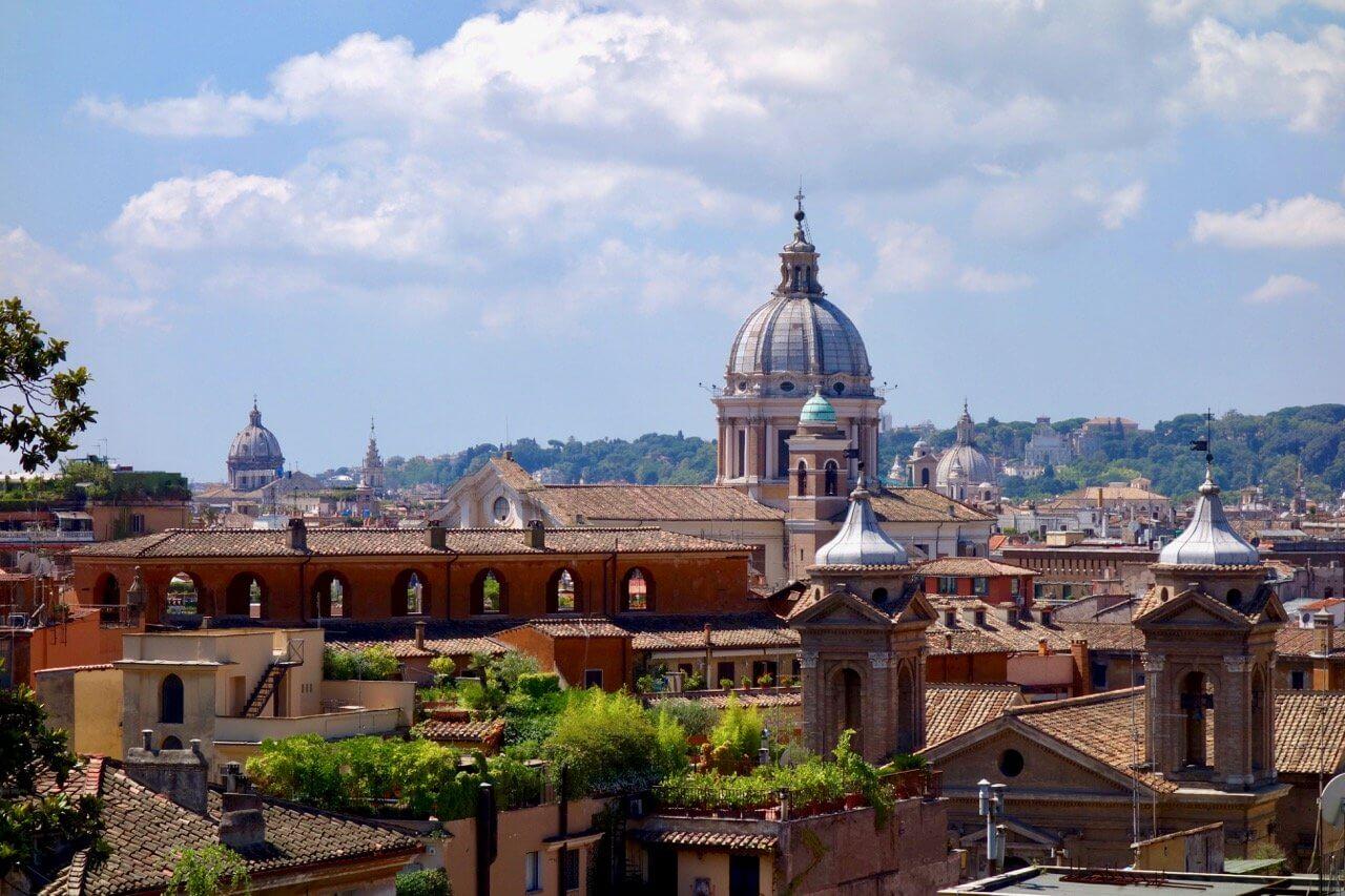 Рим панорама Рима