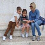 Отзыв на детскую экскурсию в Риме