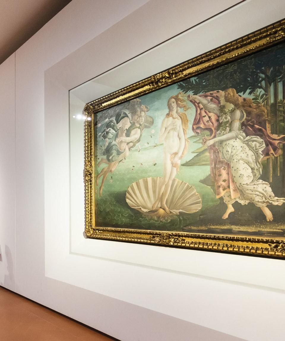 Экскурсия по галерее Уффици