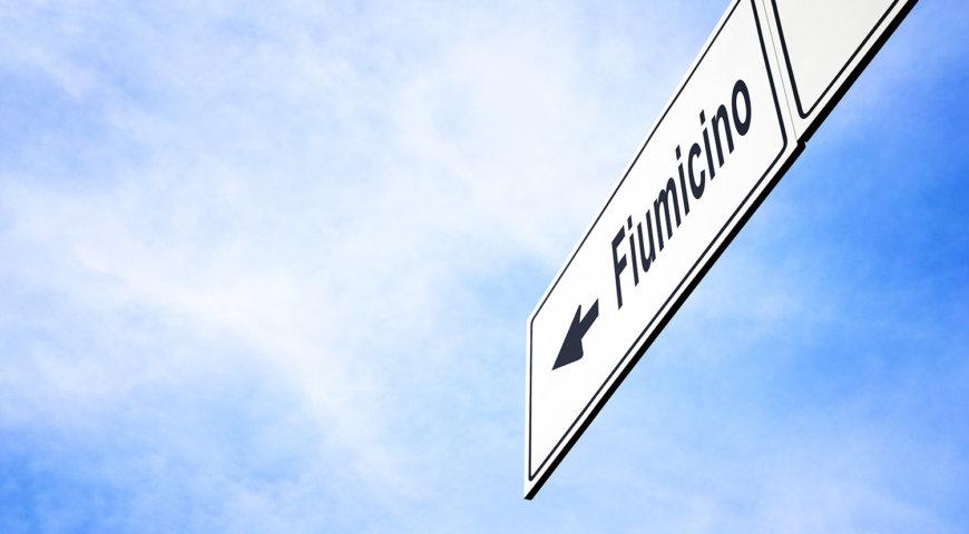 Аэропорт Фьюмичино: как добраться в Рим