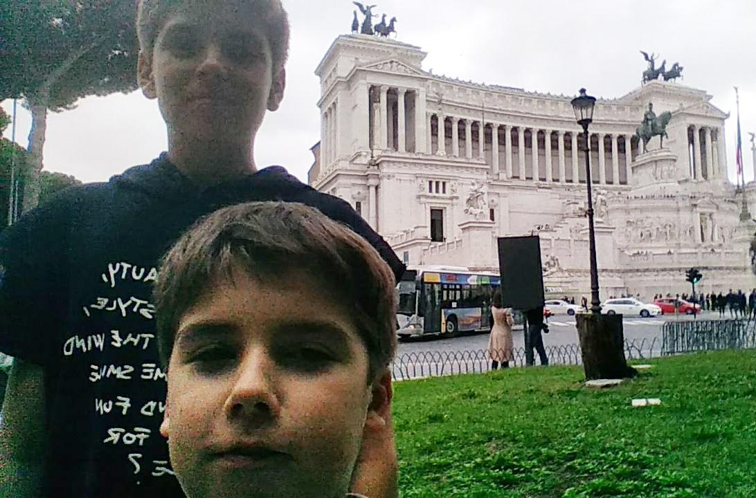 Отзыв детская экскурсия-квест в Риме