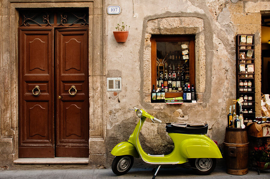 Le Dolcezze di Roma или Сладкий ноябрь в Вечном городе