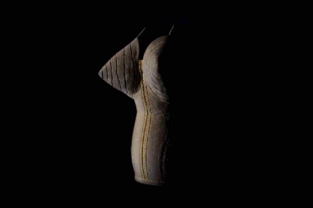Uova di cioccolato di Walter Musco 2019 Omaggio a Jean-Paul Gaultier foto Enzo Moscatelli