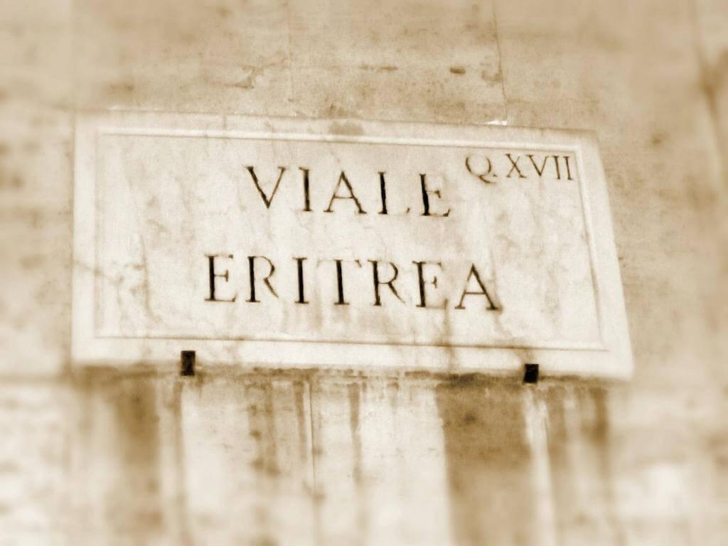Viale Eritrea