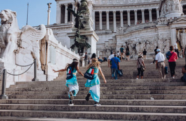 День рождения ребенка в Риме