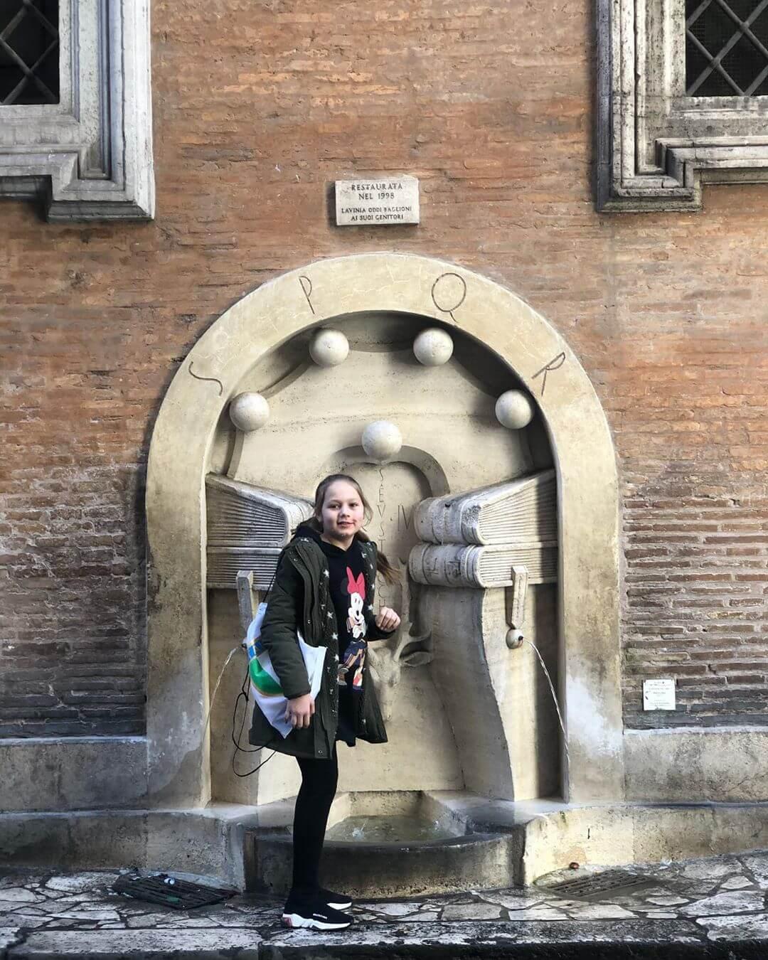 Детский квест в Риме отзыв