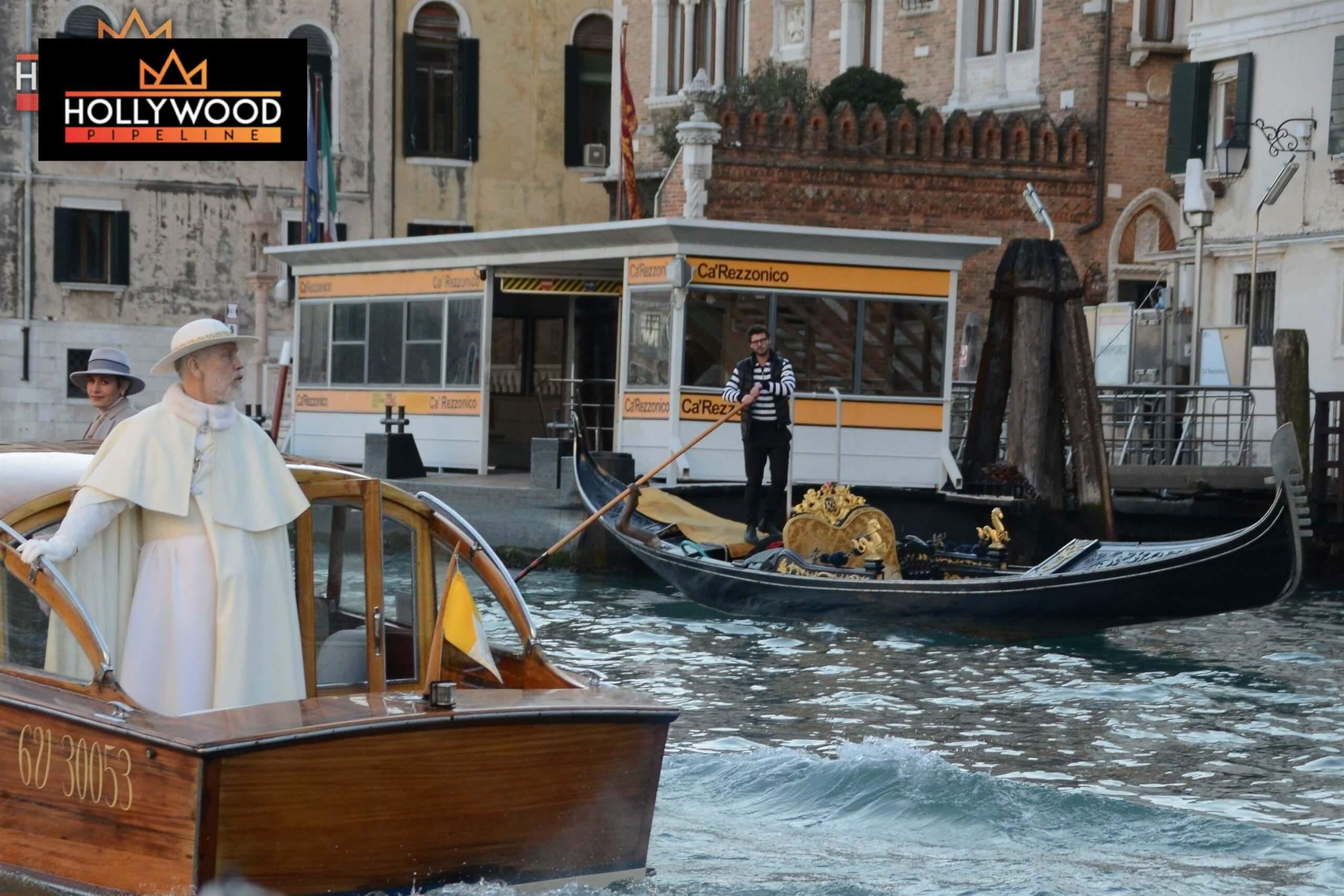 Джон Малкович в Венеции