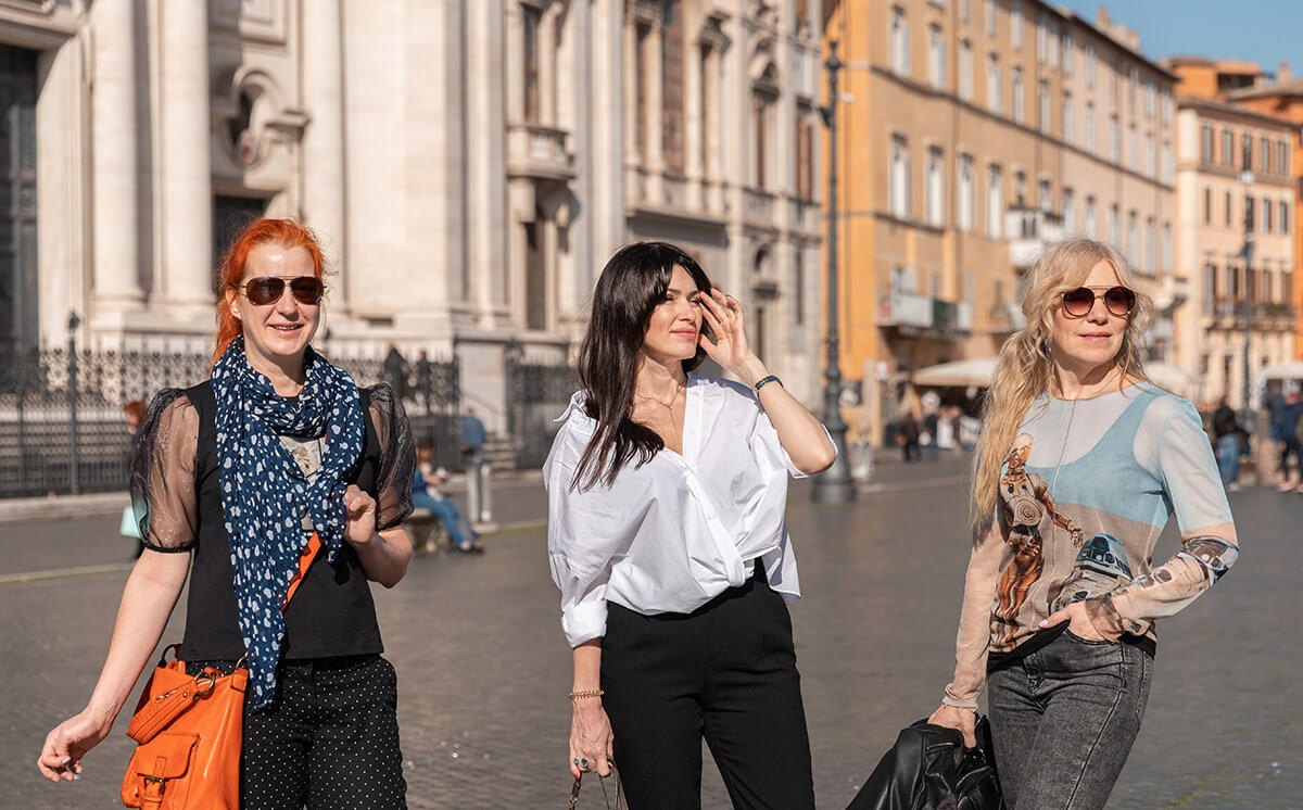 Отзыв на фотосессию в Риме