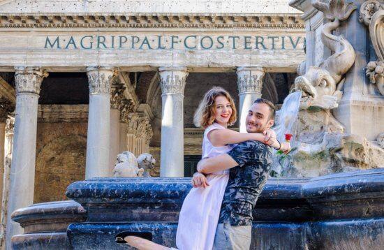 экскурсия с фотосессией античный рим