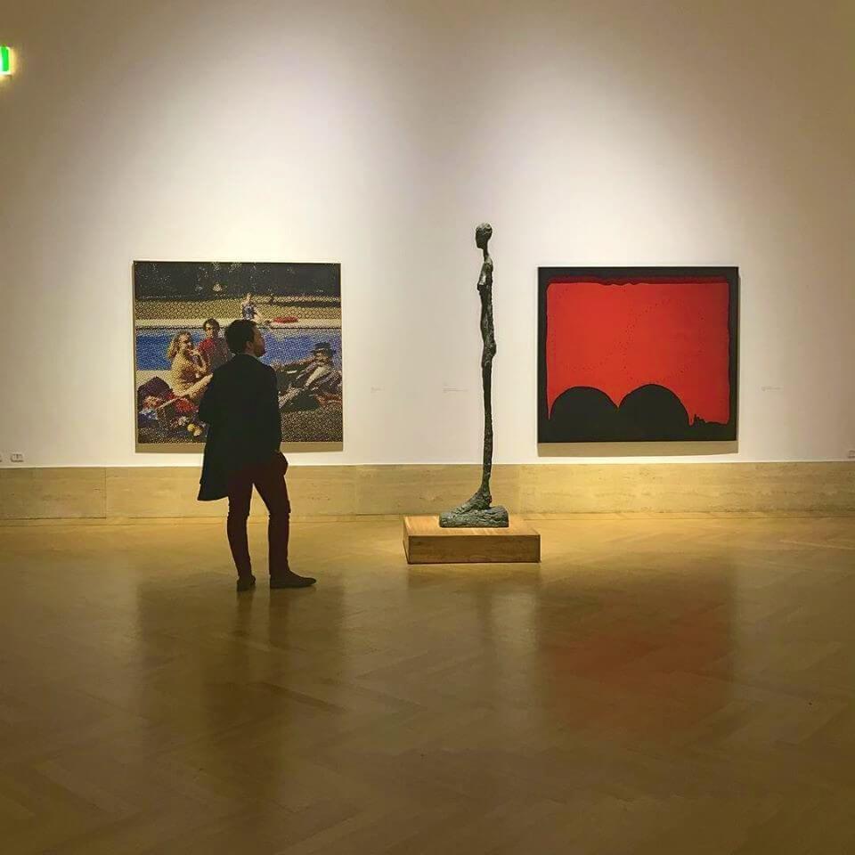 Alberto Giacometti La Galleria Nazionale