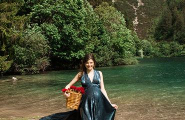 Фотосессия в Милане, на озере Комо, на озере Маджоре