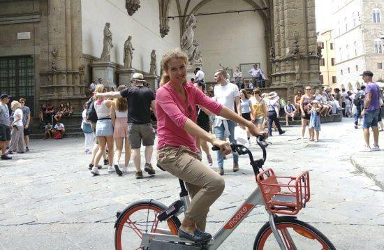 Велосипедная экскурсия по Флоренции