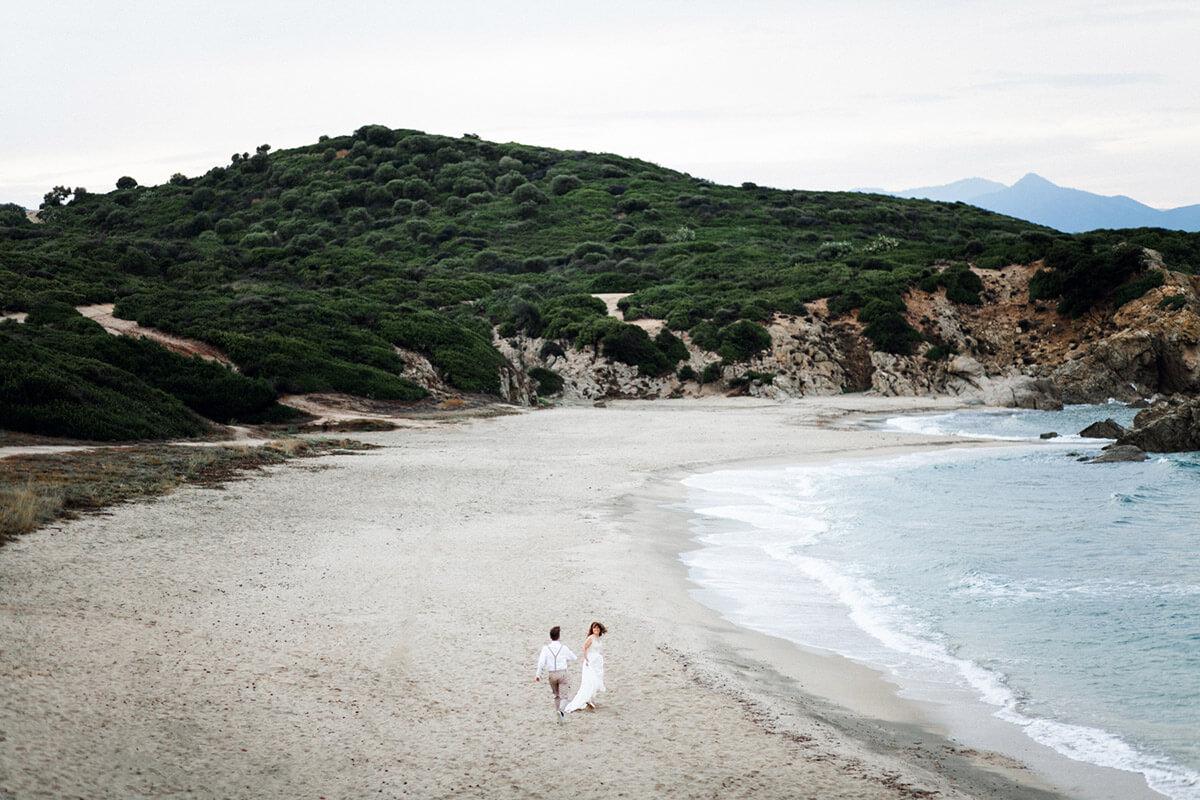Фотосессия на Сардинии