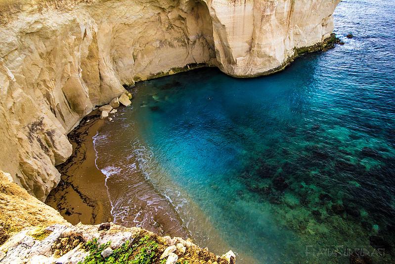 Plemmirio пляжи Италии