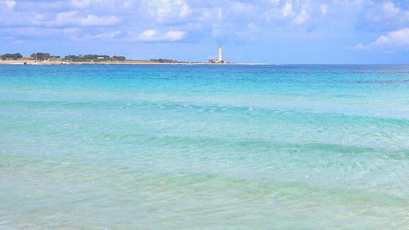 Пляж San Vito lo Capo