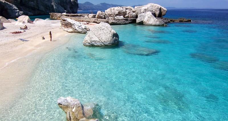 Пляж Cala Mariolu