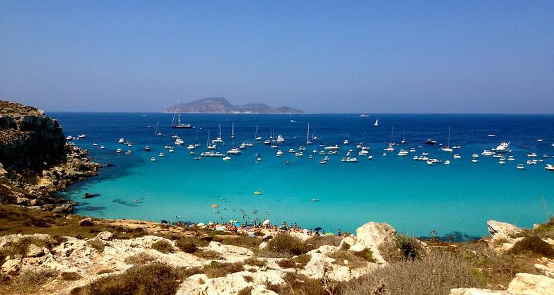 Пляж Cala Rossa