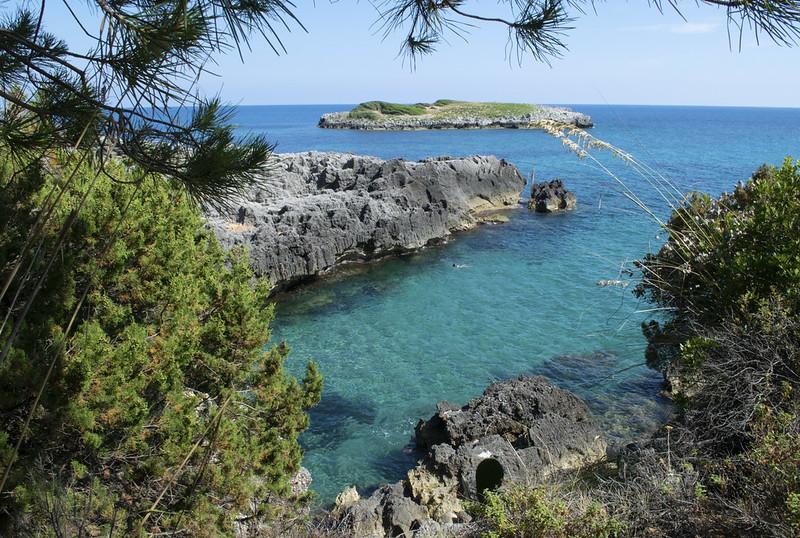 Пляж Marina di Camerota