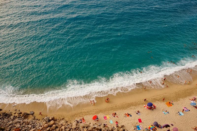 Троппеа пляжи Италии