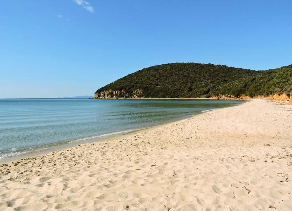 Пляж Cala Violina