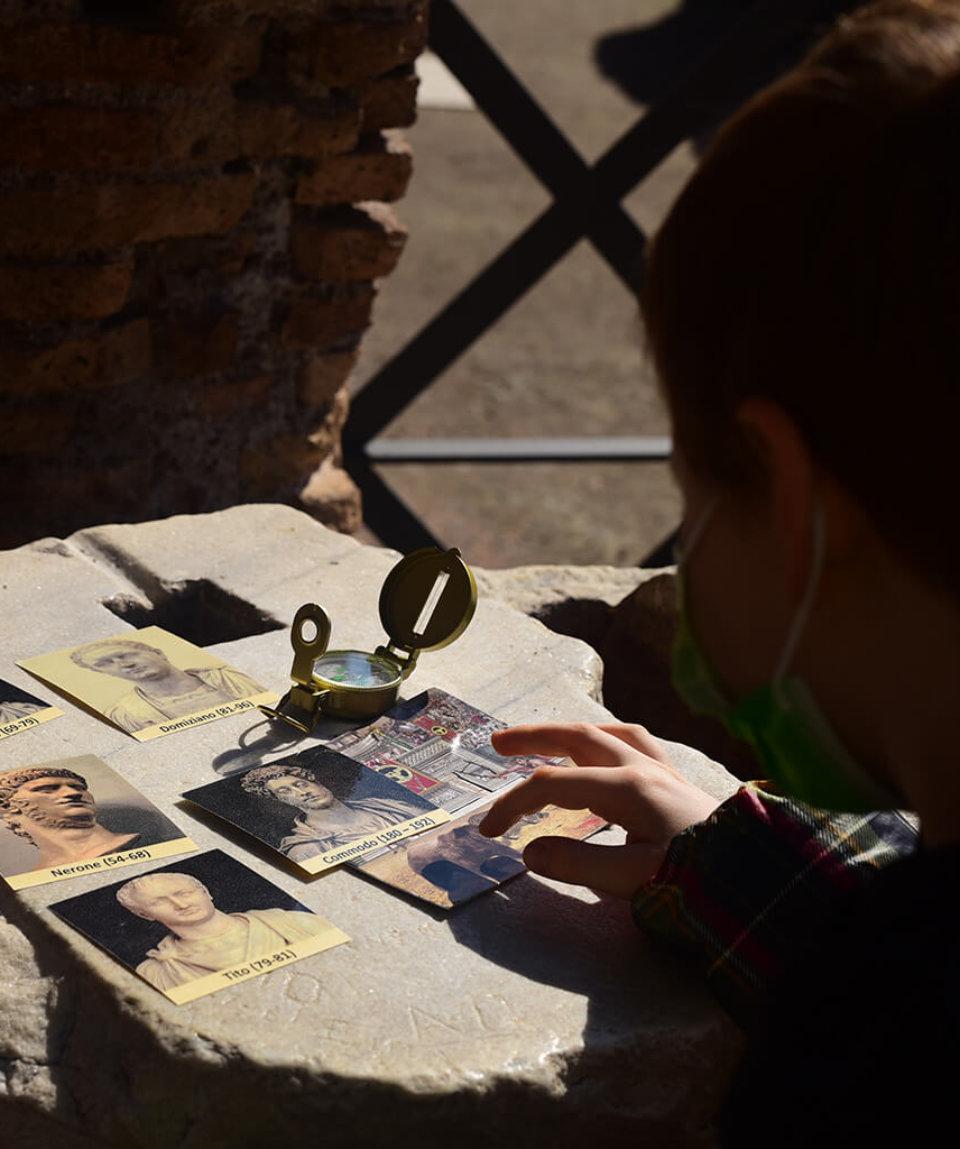 колизей квест для детей