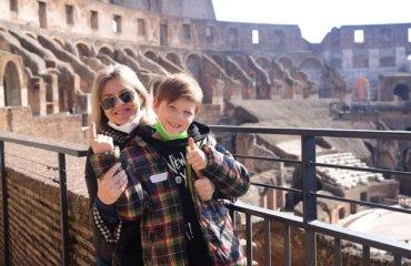 в рим с детьми индивидуальный тур